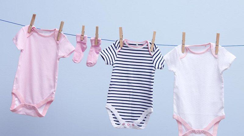tallaje de la ropa infantil