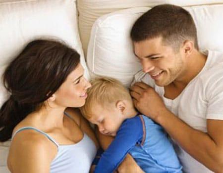 Cómo cambia la relación de pareja cuando tienes hijos