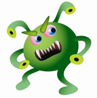 ¿Qué tienen los virus infantiles?