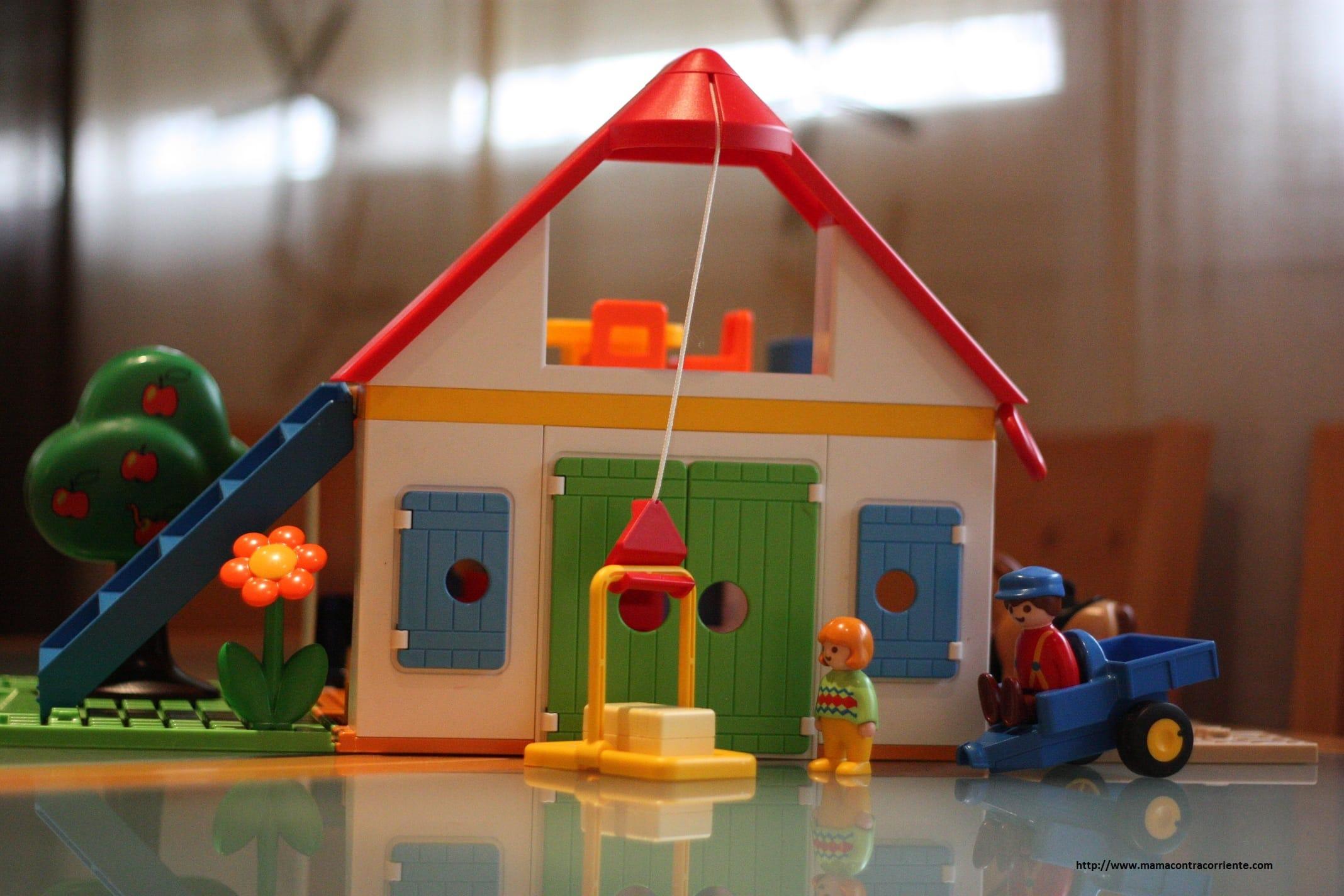 Granja de Playmobil 1.2.3