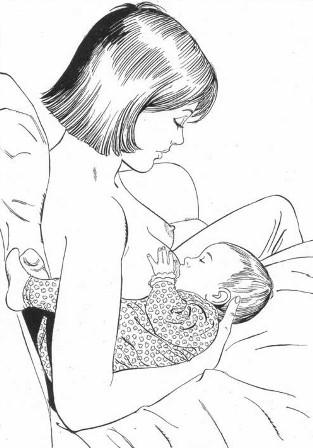 El punto de inflexión en la lactancia
