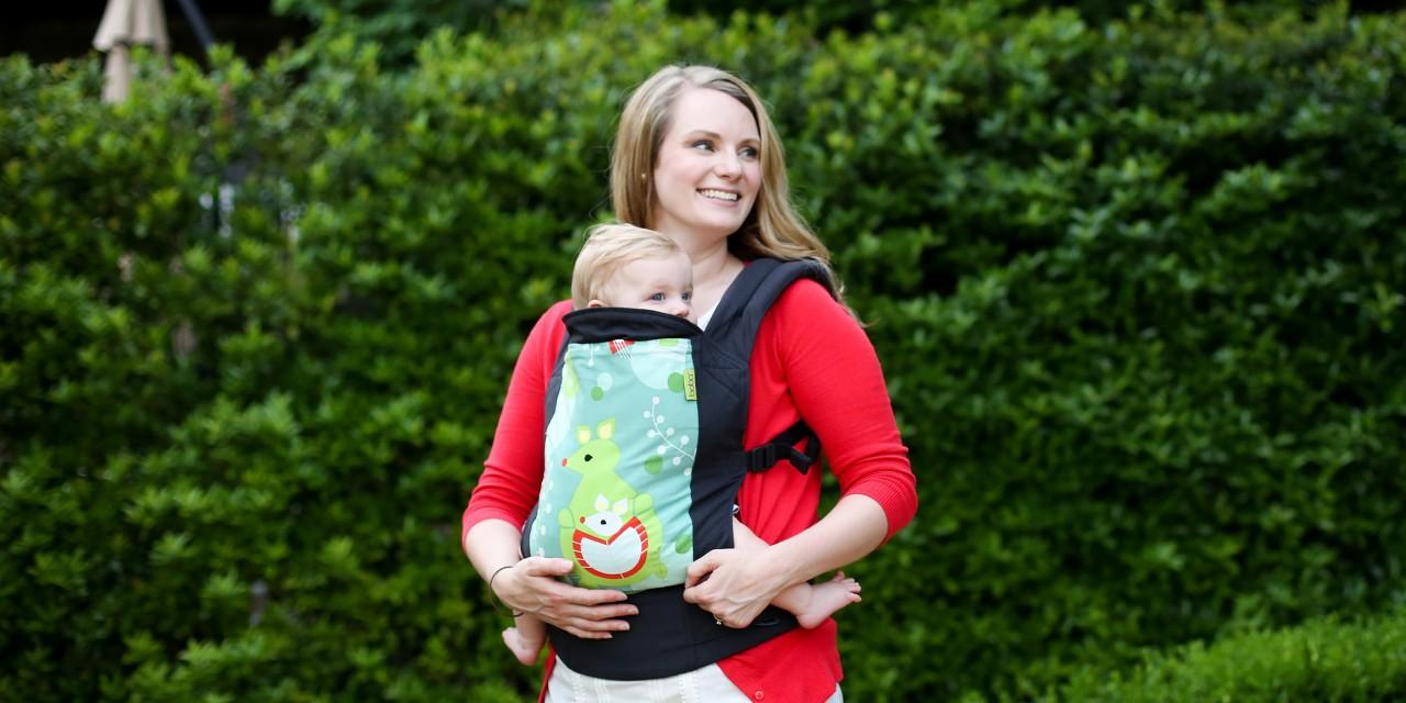 La magia de las mochilas portabebés ergonómicas