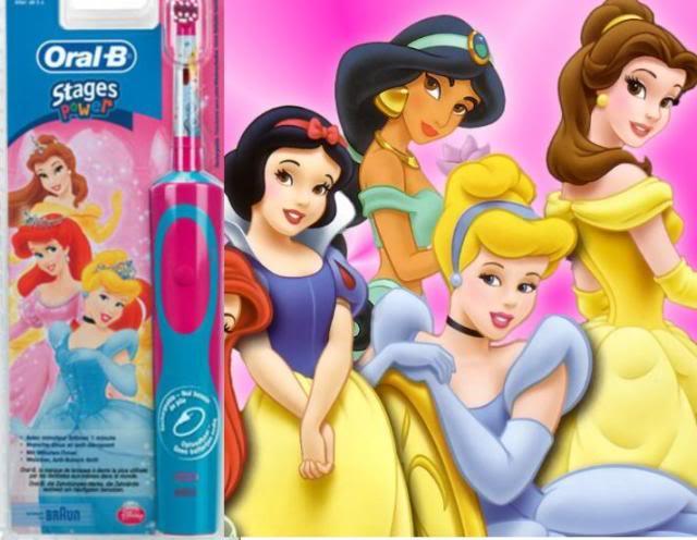 Cepillo dientes Oral B Princesas Disney