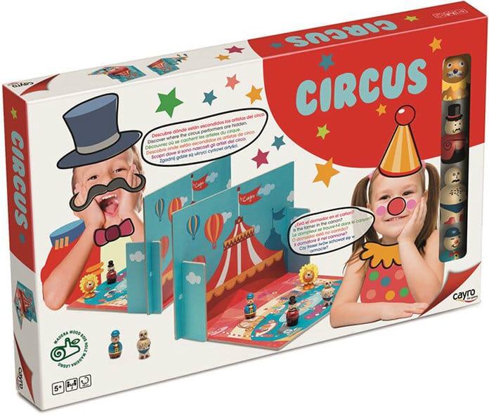 """Probando """"Circus"""", nuestro primer juego de barquitos"""