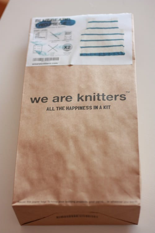 Packaging We are Knitters