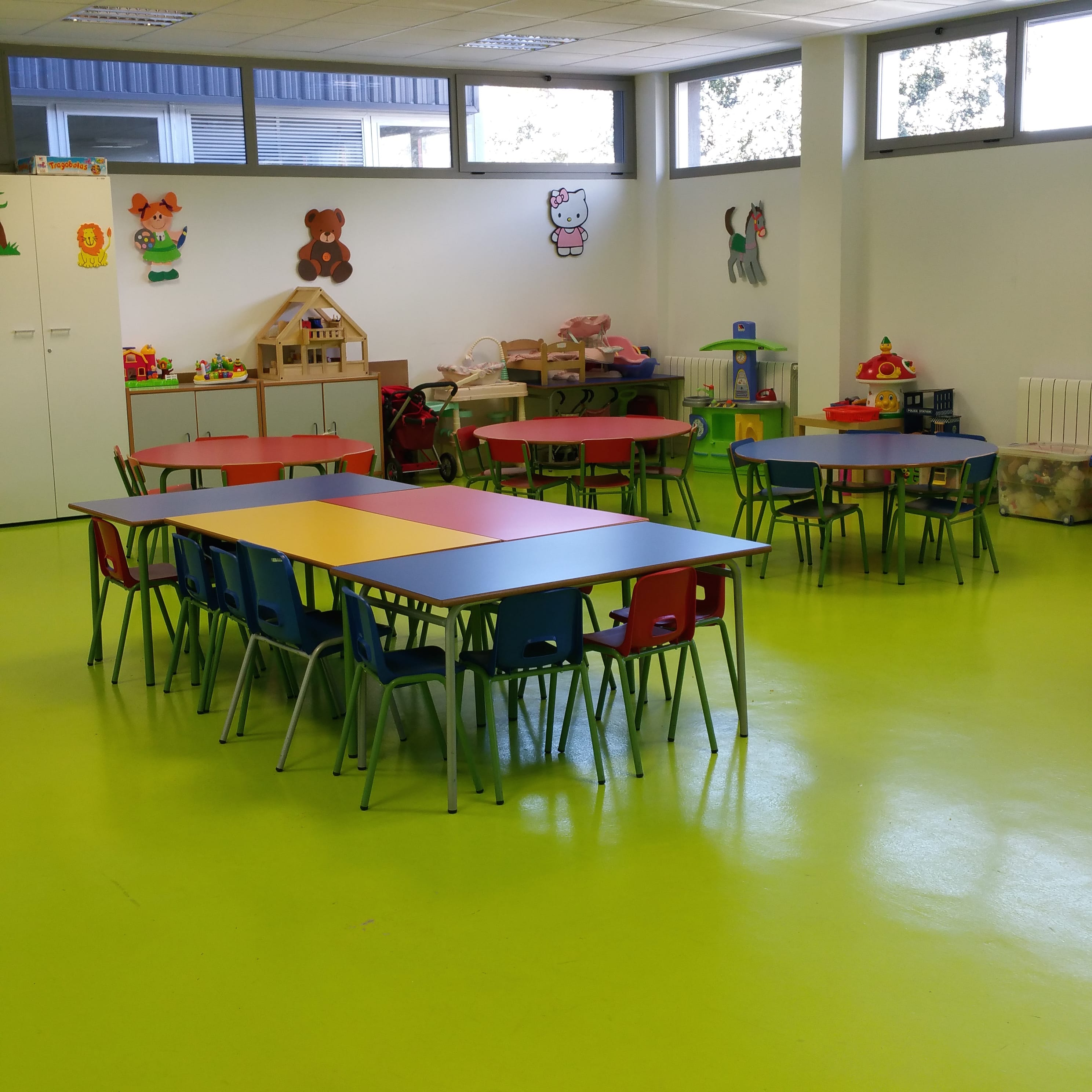 Jornada de Puertas Abiertas en el Colegio CEU Montepríncipe