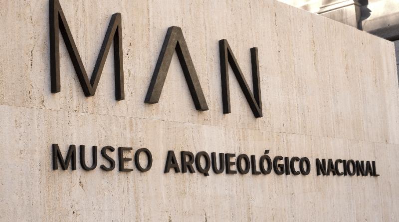 Entrada Museo Arqueológico Nacional
