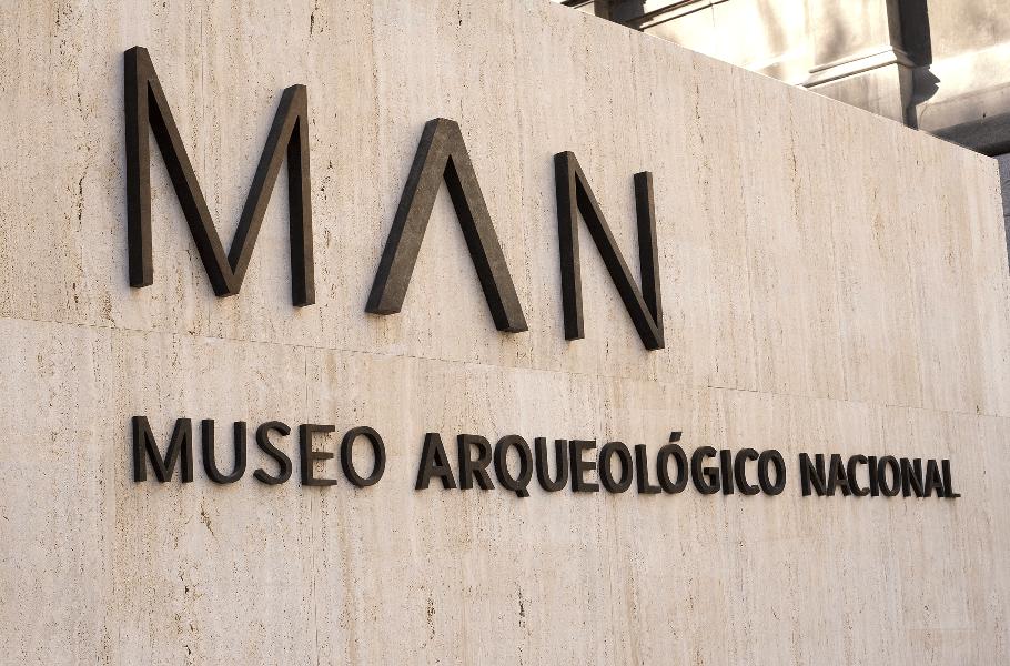 Museo Arqueológico Nacional con niños