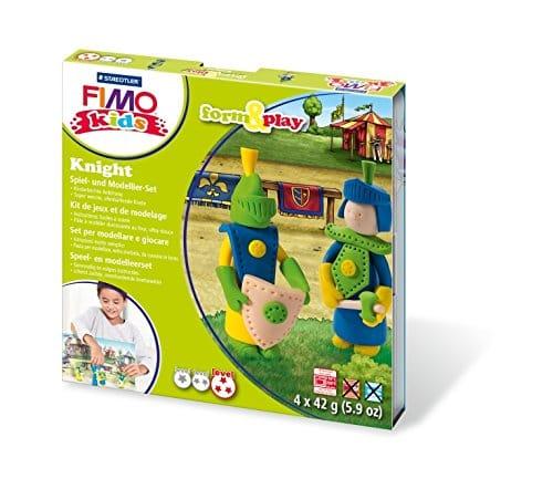 Pasta FIMO Kids Knights