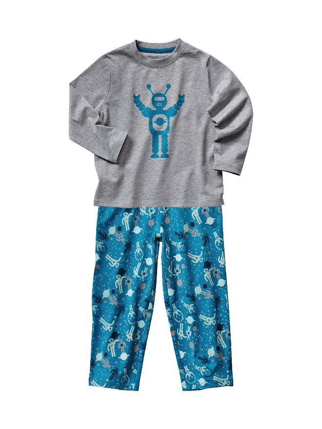 Pijama robot Vertbaudet