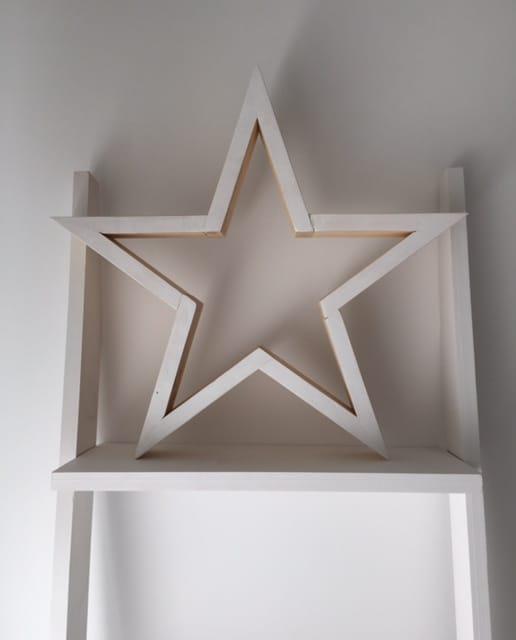 La Letrera estrella hueca