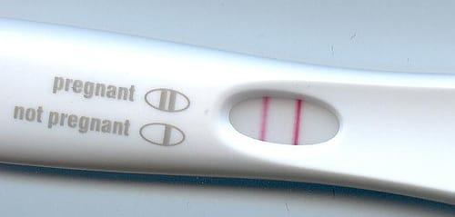 como puedo hacerme una prueba de embarazo casera