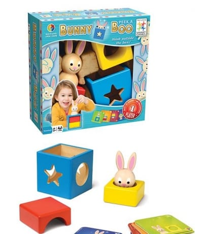 Bunny Boo, de Smart Games