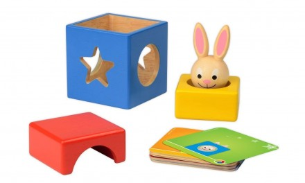 Bunny Boo, de Smart Games