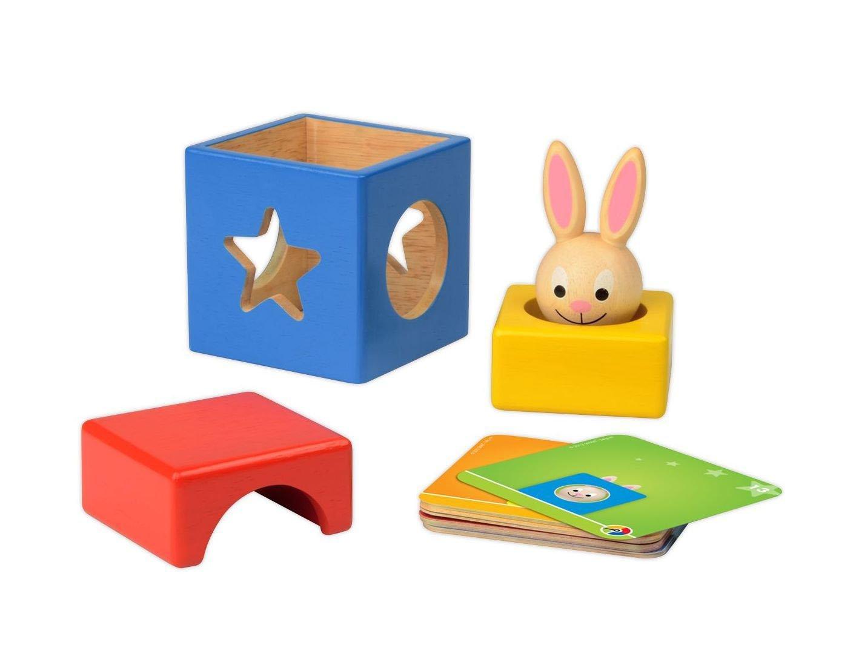 Bunny Boo de Smart Games, juego de mesa de lógica para niños