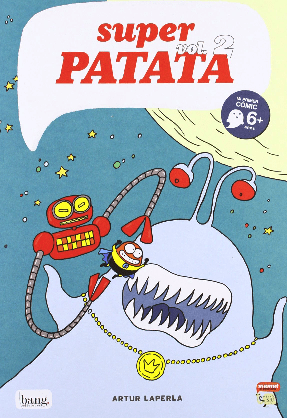 Super Patata Volumen 2, Cómics Mamut