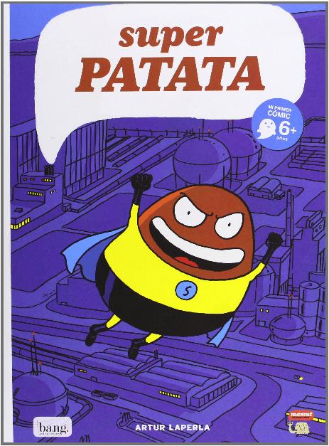 Super Patata, Cómics Mamut
