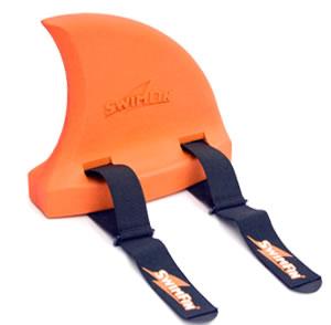Flotador aleta de tiburón para niños SwimFin: nuestra (no) experiencia