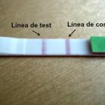 Cómo interpretar un test de ovulación