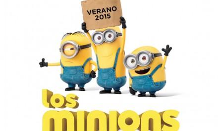 Nuestro primer cine los cuatro juntos ¡llegó la fiebre Minion!