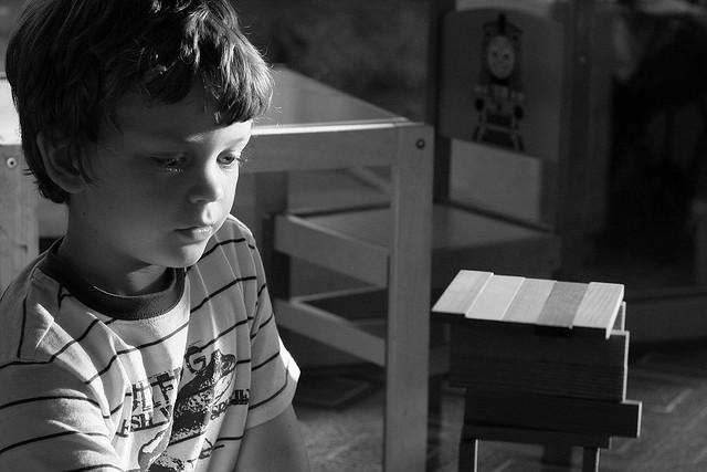 Mindfulness Niño concentrado