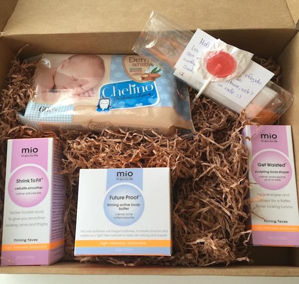 La Farmacia del Bebé (presentación paquete)