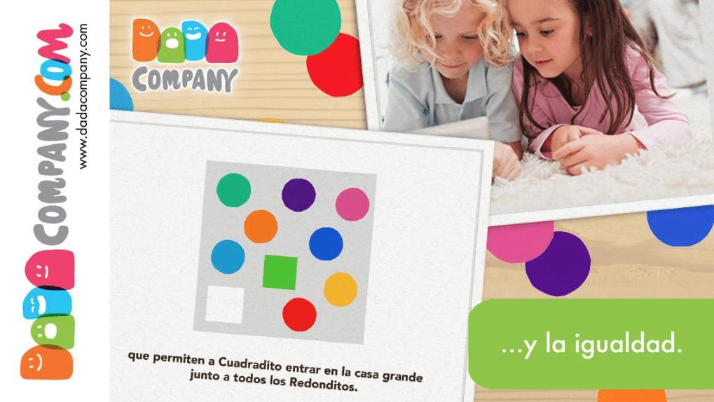 Por Cuatro Esquinitas de Nada, la app interactiva del famoso libro infantil