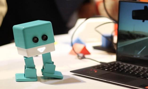 Zowi, el robot educativo de BQ