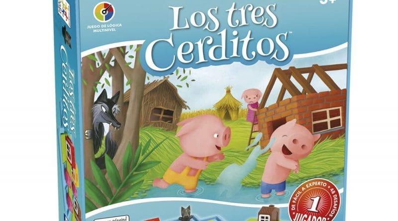 Los Tres Cerditos, de Smart Games (caja)