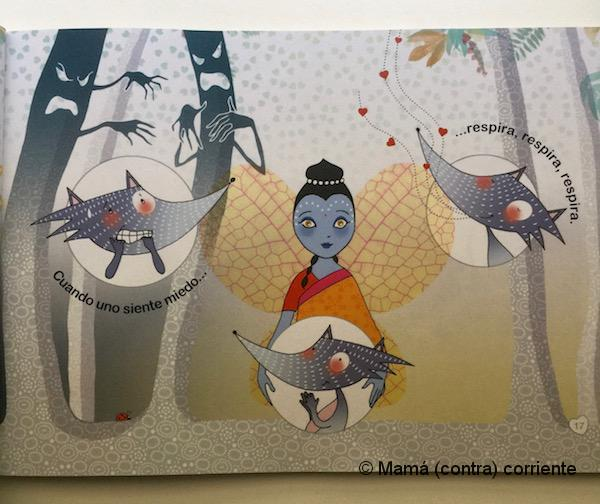 Un Bosque Tranquilo - Mindfulness para niños (interior)