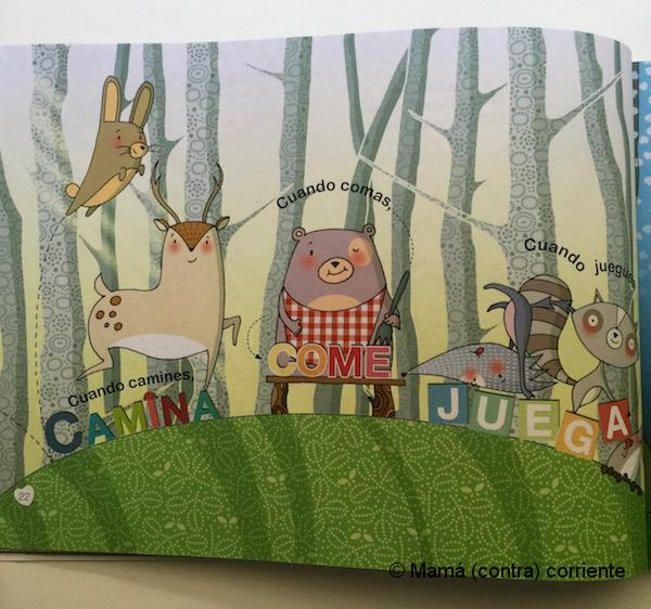 Un Bosque Tranquilo - Mindfulness para niños (interior_1)