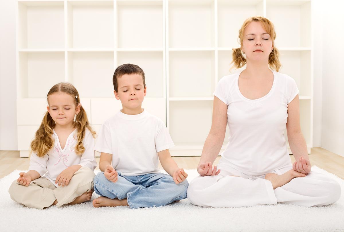 Beneficios Mindfulness para niños