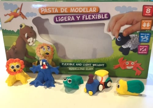 Figuritas Alpino Magic Dough