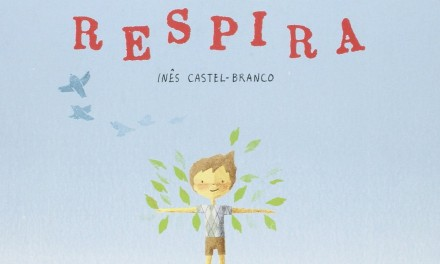 Respira, un libro para ayudar a los niños a relajarse a través de la respiración