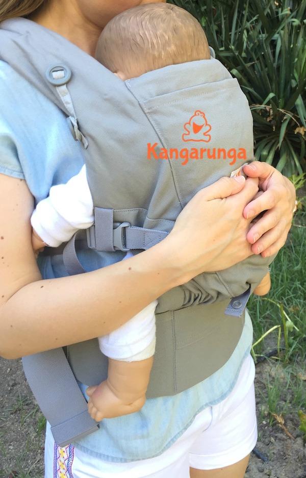 Ergobaby Adapt con recién nacido