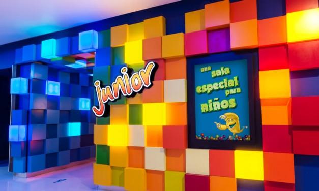 Probamos la nueva Sala Junior de Yelmo Cines