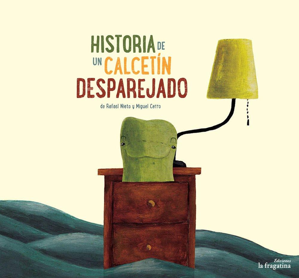 Historia de un calcetín desparejado (portada)