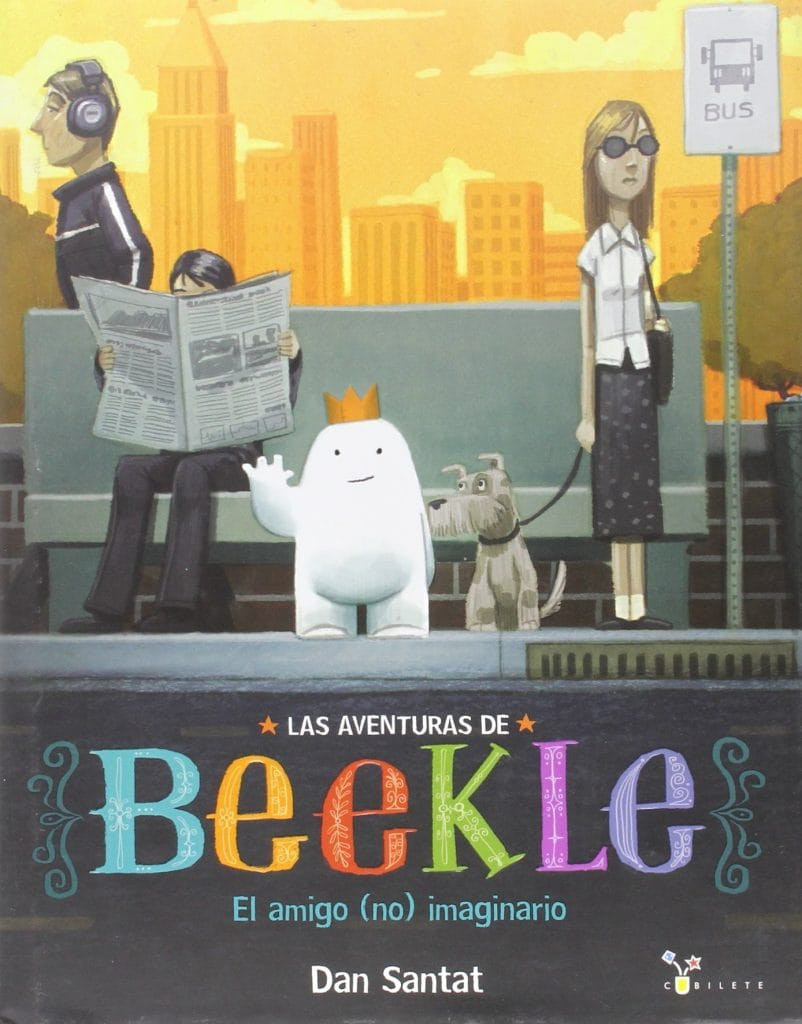 Las aventuras de Beekle (portada)