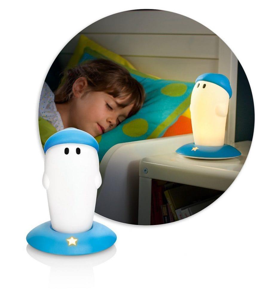 Lámpara portátil quitamiedos Philips Littlebro Mykidsroom
