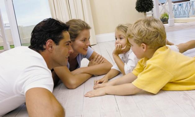10 frases que digo a mis hijos a diario