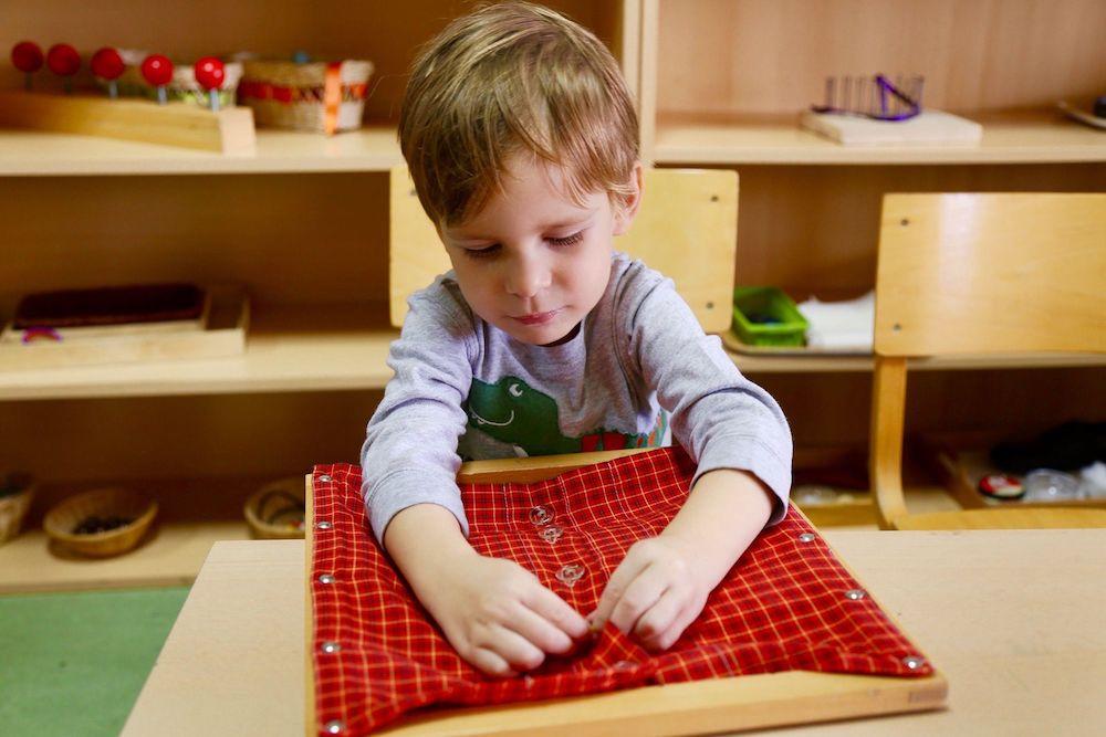 Montessori filosofía