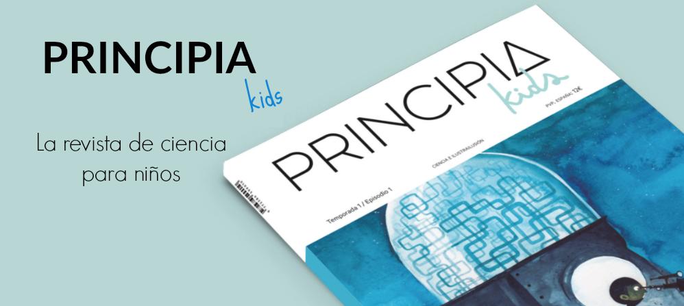 Principia Kids: la revista de ciencia para niños