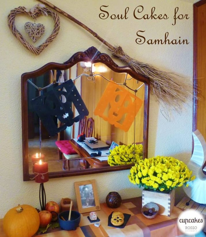 Soul Cakes for Samhain