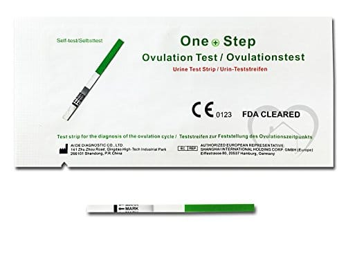 Comprar test de ovulación One Step