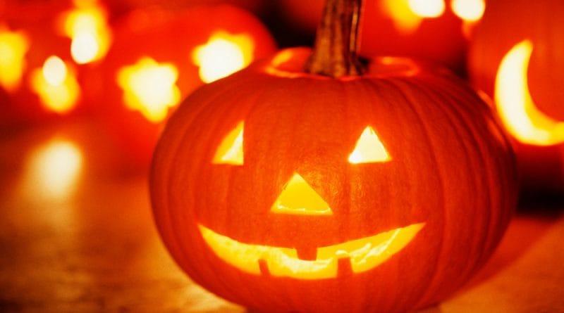 Halloween Jack O' Lantern leyenda