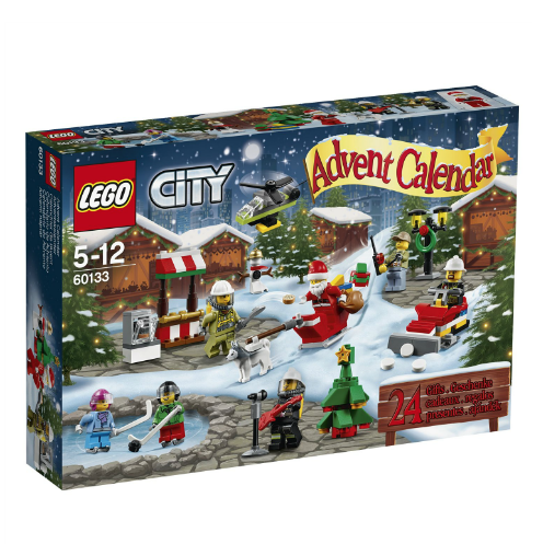 Calendario de Adviento Lego City