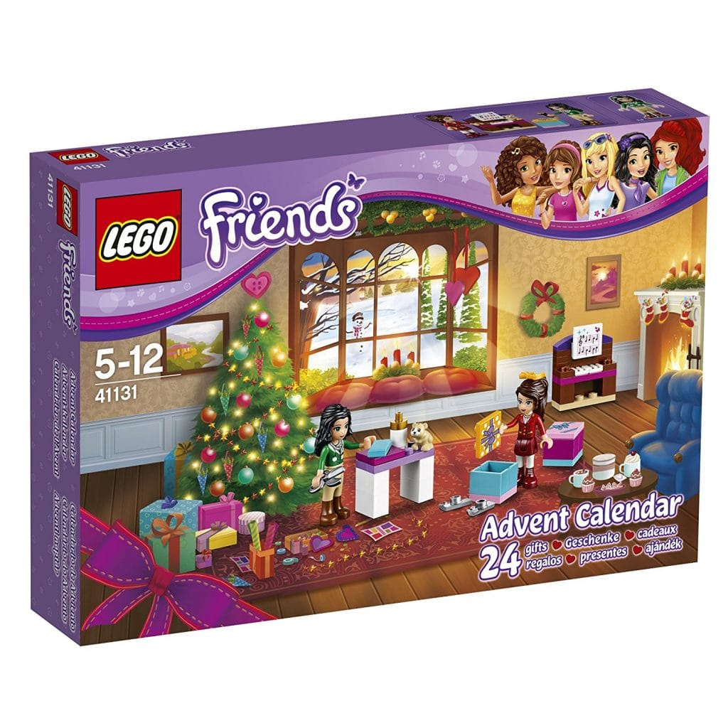 Calendario de Adviento Lego Friends ref 41131