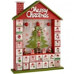 Calendario Adviento Papá Noel