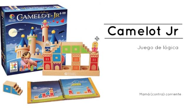 Camelot Jr: juego de lógica espacial – ¡Reúne a la Princesa y al Caballero!