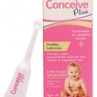 Conceive Plus - Lubricante compatible con la fertilidad